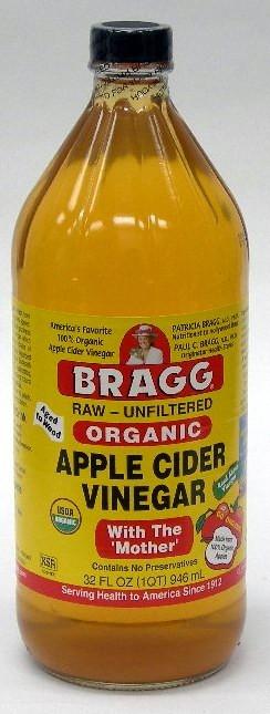 Bragg 有機蘋果醋 32安士