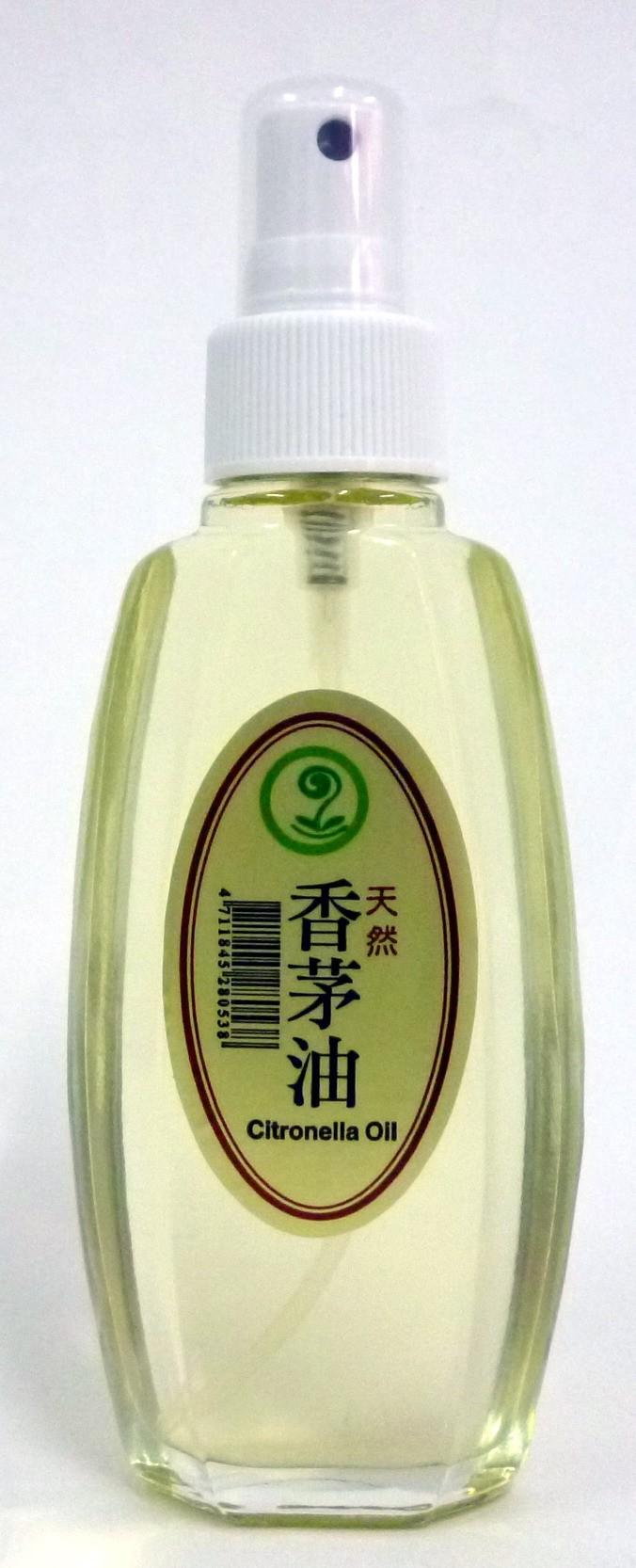 禾一發 香茅油 110克