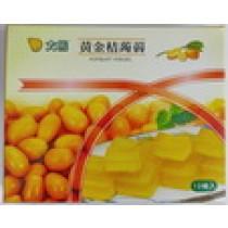 大熊 黃金桔蒟蒻條 (50克x10入)