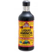 Bragg 天然營養豉油 (細, 16安士)