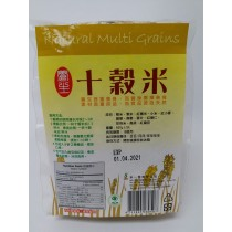 禾一發 養生十穀米 600克
