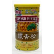 欣園 銀杏粉 600公克(罐裝)