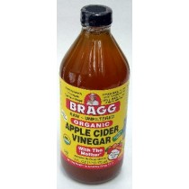 Bragg 有機蘋果醋 16安士