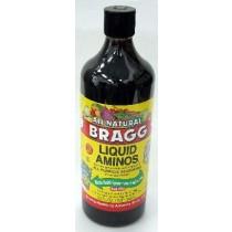 Bragg 天然營養豉油(大 , 32oz)
