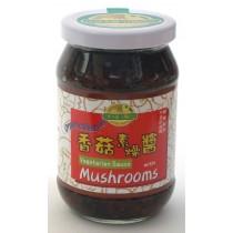 品溱 香菇素肉醬 420克