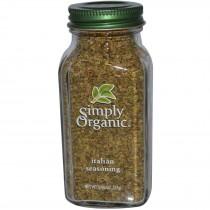 Simply O, 有機意大利無鹽調味料(27克)