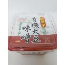 禾一發 有機大豆味噌 (含胚芽米) 500克