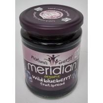 Meridian 有機藍莓果醬(添加有機蘋果汁作甜味) 284克