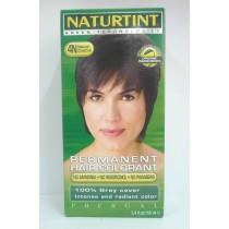 NATURTINT, 天然草本染髮劑 - 天然栗子色 4N