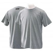 備長炭半袖圓領T 恤 (男女合用 中碼)