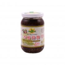 禾一發(香菇芝麻) 香椿拌醬 420克