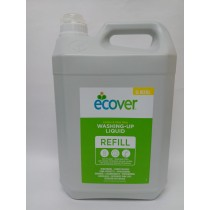 Ecover 洗潔精 Washing Up Liq (Lemon) 5 Lit