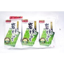 三味屋 韓式岩燒海苔 1袋6包